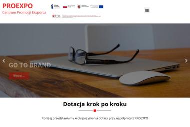 Centrum Promocji Eksportu ProExpo - Agencja reklamowa Bydgoszcz