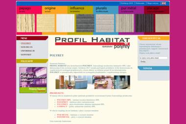 Profil Habitat. Piotr Śnieżek - Meble Kuchenne Kozery