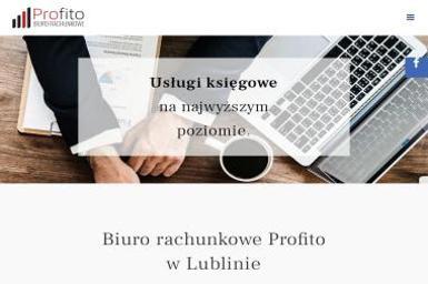 Profito Biuro Rachunkowe. Obsługa księgowo-kadrowa firm, księgi handlowe - Ubezpieczenie samochodu Lublin