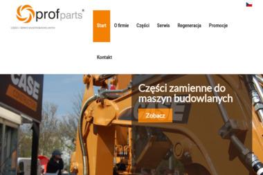 Profparts - Koparki Gliwice