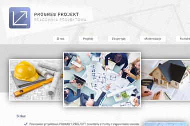 Progres Projekt Adam Chromik - Domy Bliźniaki Chorzów