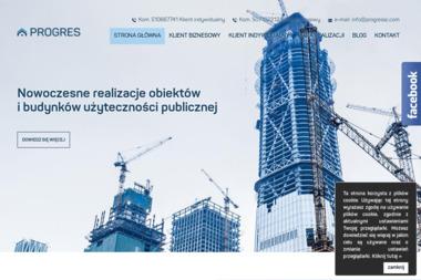 Progres s.c. - Elewacje Podzamcze