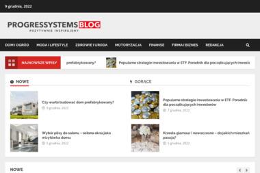 Progress Systems - Usługi Marketingowe Białobrzegi