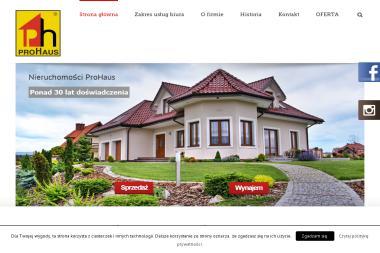 Nieruchomości Prohaus - Agencja nieruchomości Kluczbork