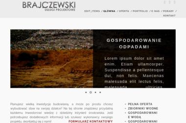 Inżynieria Damian Brajczewski - Projekty Domów Jednorodzinnych Włodzimierzów