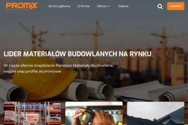 Promix Sylwester Woźniak - Sprzedaż Materiałów Budowlanych Krzemienica