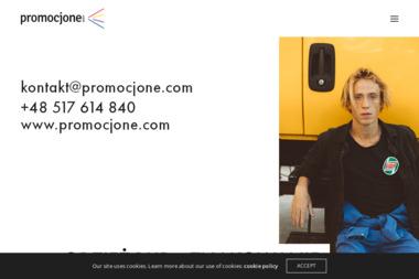 Promocjone Com Spółdzielnia Socjalna - Agencja marketingowa Barlinek