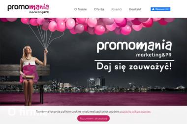 Promomania Zuzanna Olak - Kampanie Marketingowe Pruszcz Gdański