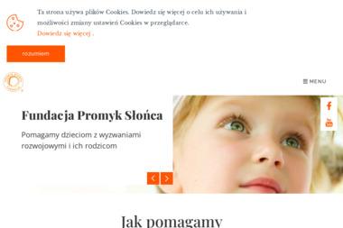 Publiczne Przedszkole Integracyjne Promyk Słońca - Rehabilitant Wrocław
