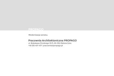 Pracownia Architektoniczna Propagoarchitekt Paweł Gołębiowski - Tynki Maszynowe Zielona Góra
