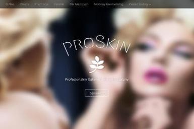proSkin. Gabinet Kosmetyczny - Zabiegi na ciało Kraków