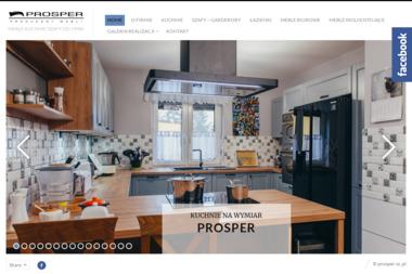 Prosper s.c. Meble, Szafy, Kuchnie - Meble Do Kuchni Pleszew