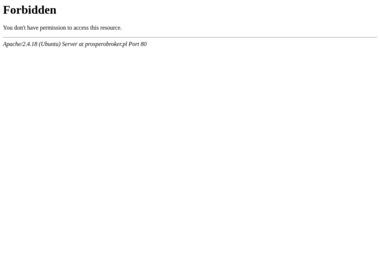 Prospero Broker Sp. z o.o. - Ubezpieczenia Starogard Gdański