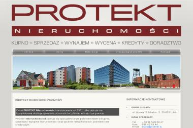 Protekt. Biuro Nieruchomości - Agencja nieruchomości Lublin