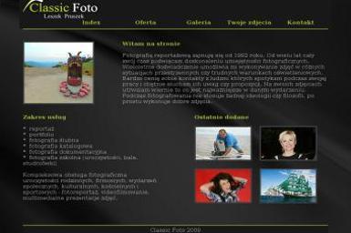 Leszek Pruszek Classic Foto - Agencje fotograficzne Sopot