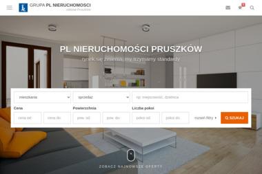 PL Nieruchomości Pruszków - Biuro Nieruchomości Pruszków