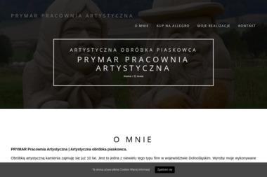 Prymar Pracownia Artystyczna - Nagrobki Kamienna Góra