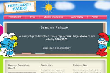 Przedszkole Niepubliczne Smerf - Przedszkole Warszawa