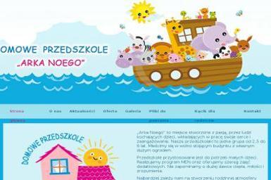 Joanna Liszewska Klub Malucha Arka Noego - Żłobek Dla Dzieci Chwaszczyno