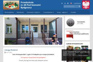 Przedszkole Nr 48 Pod Sosnami - Niania Bydgoszcz