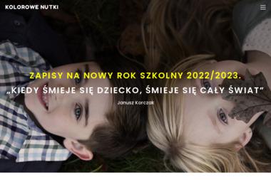 Przedszkole Niepubliczne Kolorowe Nutki - U Babci Ani - Nauka i edukacja Bydgoszcz