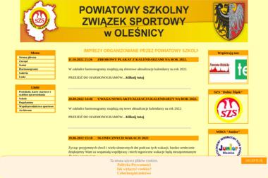 Powiatowy Szkolny Związek Sportowy w Oleśnicy - Nauka Jazdy Oleśnica