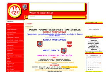 Powiatowy Szkolny Związek Sportowy - Joga Siedlce