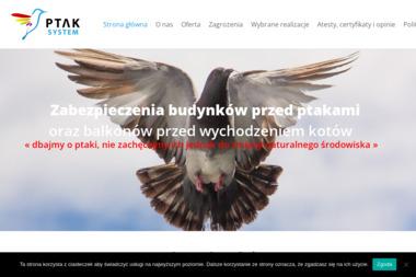 Ptak-System. Bernard Wieczorek - Agencja Ochrony Toruń