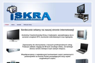 P.U.H. ISKRA - Naprawa sprzętu audio Częstochowa