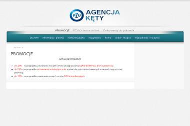 Konkret Agencja PZU S.A. Józefa i Zygmunt Jelonek. Ubezpieczenia, komunikacja - Ubezpieczenie Zdrowotne Kęty