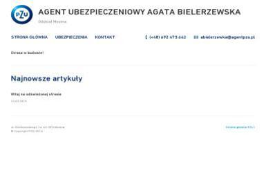 Agent Ubezpieczeniowy Agata Bielerzewska - Ubezpieczenia grupowe Mosina