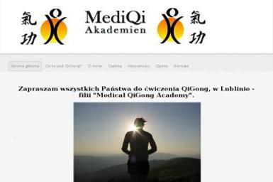 Borkowicz Andrzej Qigong - Trener Osobisty Lublin
