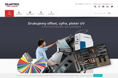 Quatrocolor - Agencja reklamowa Bydgoszcz