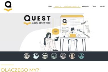 Akademia Języków Obcych Quest Dorota Górska - Szkoła językowa Człuchów