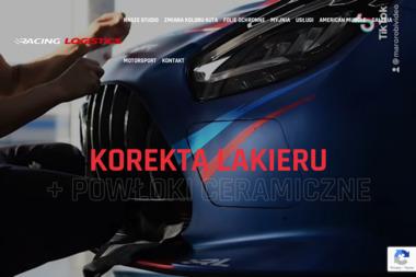 Racing Logistics sp. z o.o. - Przyciemnianie Szyb w Samochodzie Olsztyn