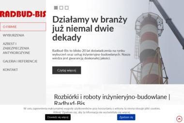 Radbud-Bis. Zenon Radowiecki - Rozbiórki Puławy