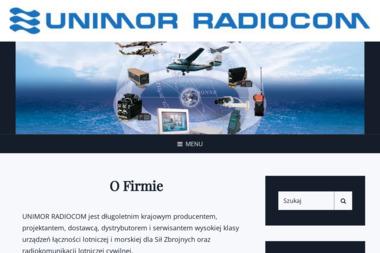 Unimor Radiocom Sp. z o.o. - Serwis RTV Gdańsk
