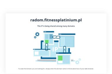 Platinium Fitness & Kręgielnia - Trener Personalny Radom