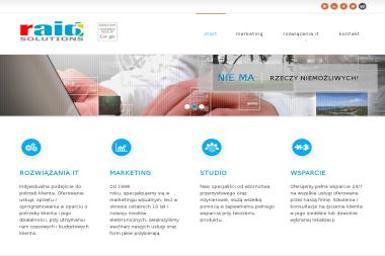 Raid5 Solutions - Agencja marketingowa Olsztyn