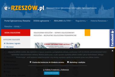 Prywatne Przedsiębiorstwo Handlu i Usług Rajski Ptak Cisowski Wiesław - Trening Personalny Rzeszów