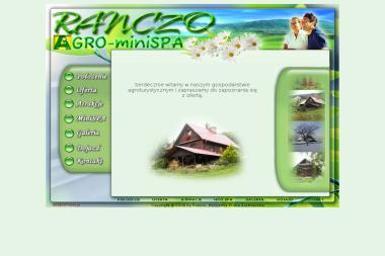 Agroturystyka Ranczo - Agroturystyka Bystra