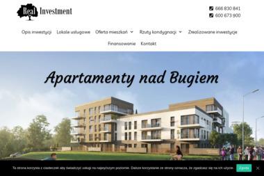 Real Investment Konrad Księżak - Murarz Wyszków