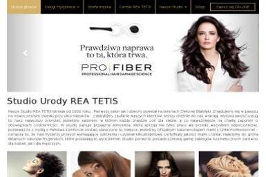 Fryzjer Studio Urody Rea Tetis Danuta Grabowska Warszawa Opinie