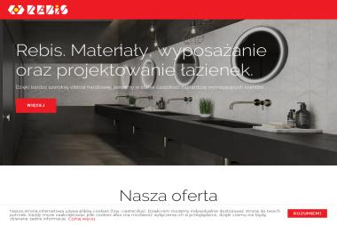 Przedsiębiorstwo Handlowe Rebis S.J. E. i E. Baranowscy - Materiały Budowlane Słupsk
