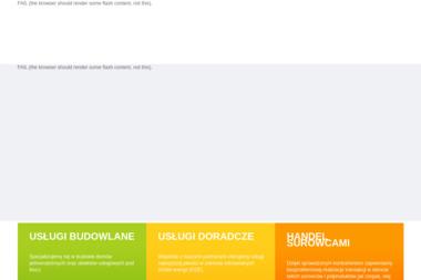 Reconstruction Sp. z o.o. - Usługi Murarskie Książenice