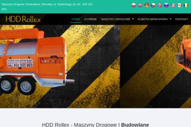Rollex Marek Hącia - Maszyny budowlane Wrocław