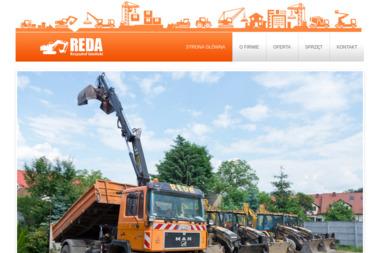 """Firma Wielobranżowa """"REDA"""" - Transport ciężarowy krajowy Zielona Góra"""