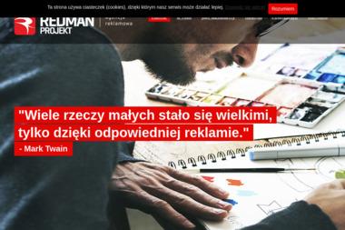 Redman Projekt Kamil Kowalski - Usługi Marketingowe Legionowo