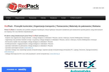 REDPACK - Tłumaczenia przysięgłe Pleszew
