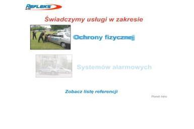 Refleks Sp. z o.o. - Agencja ochrony Wrocław
